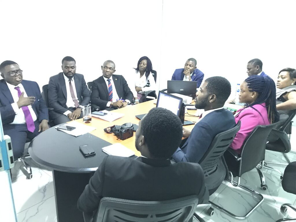 Cross Section of the Valuation Team