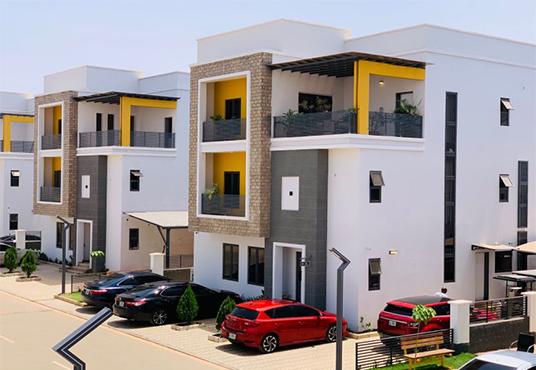 4-bedroom Terrace Duplex in Cadastral